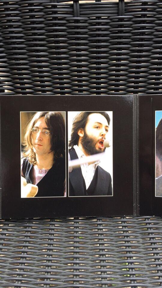 The Beatles : Let it be , rock