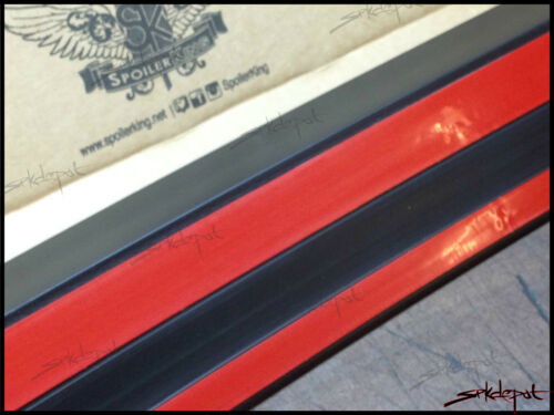 SPKdepot 380R Fits: Cadillac CTS 2008-13 4dr Rear Roof Window Spoiler Wing