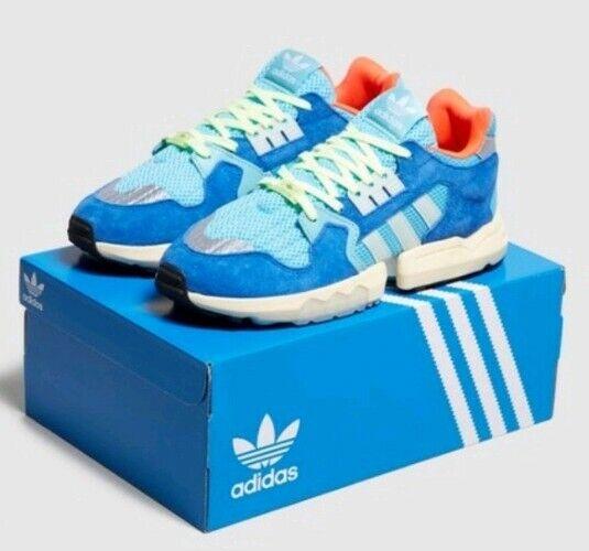 """Adidas Originals Zx A Torsione """"la Spinta Lab"""" Aqua U.k.8.5"""