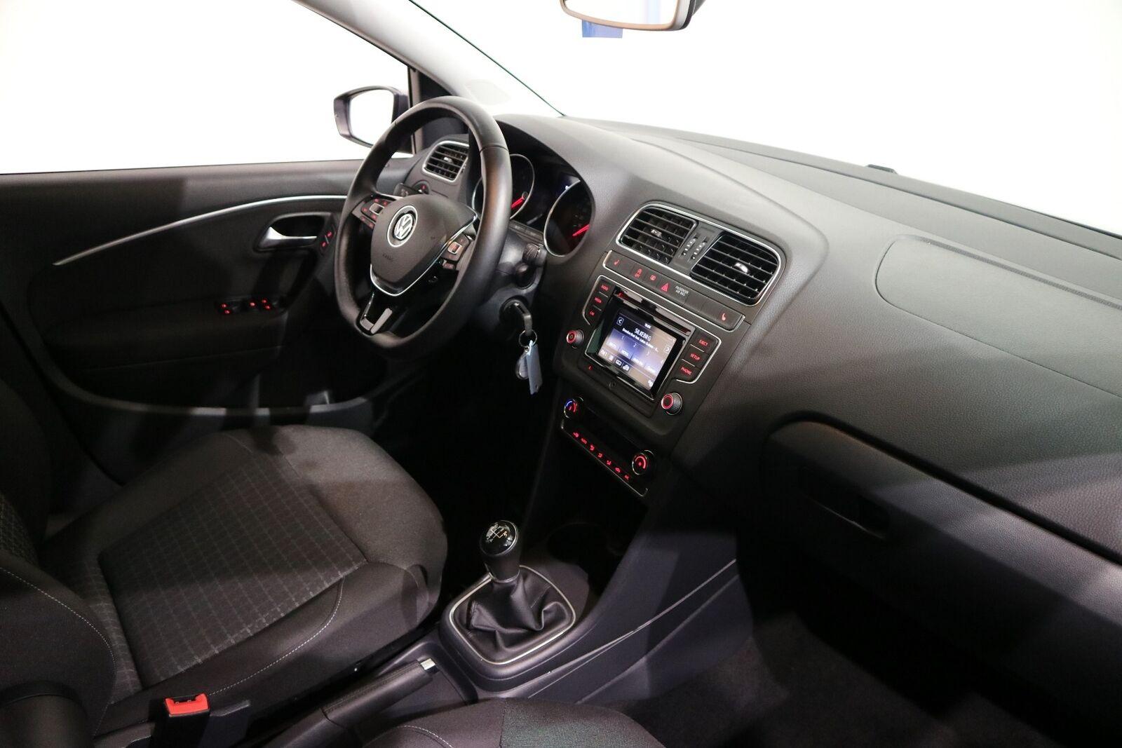 VW Polo 1,4 TDi 90 Comfortline BMT - billede 6