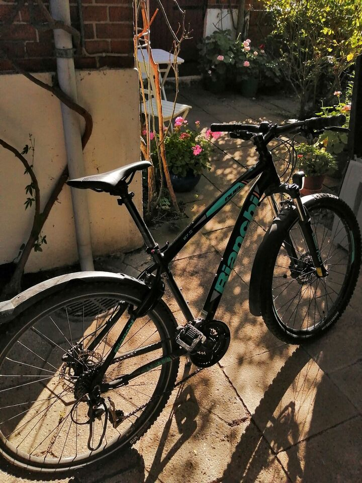 Bianchi Duel, citybike, 27 tommer