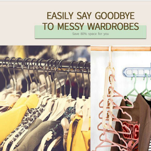 clothes coat hanger organizer multi-port racks plastic cabide hanger for clot Cy