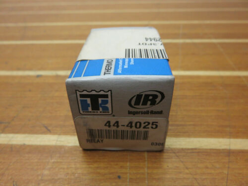 Thermo King 44-4025 1084A82G05-A//R 28 VDC 3PDT Fuel Shut Off Relay Coil