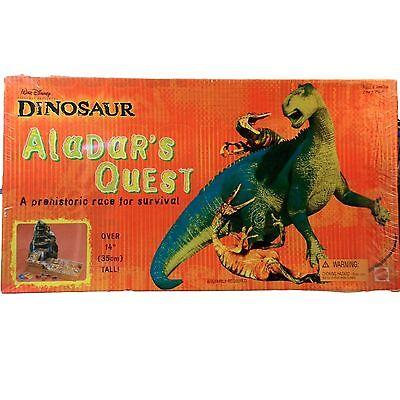 Aladars Quest Board Game Disney Dinosaur Movie A Prehistoric Race for Survival