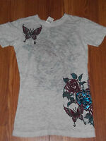 Sinful Butterfly Womens Top Size Small