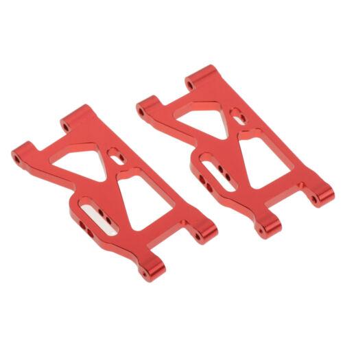 2Pcs 1//14 Schwinge Teile Lenkung Zubehör für Wltoys 144001