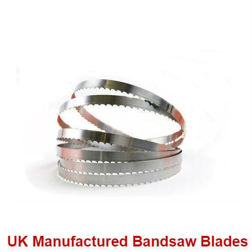 Mainca BM1800 Butchers Meat Bandsaw Blades 5 Pack