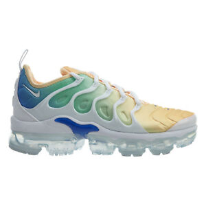 best sneakers 4875e 217de Image is loading Nike-Air-Vapormax-Plus-Light-Menta-Womens-AO4550-