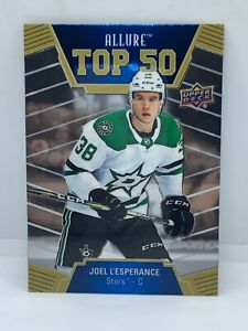 Joel-L-039-Esperance-2019-20-Upper-Deck-Allure-Top-50-Rookies