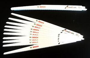 20 Bosch 12 Quot Reciprocating Saw Sawzall Blades 6tpi Bi