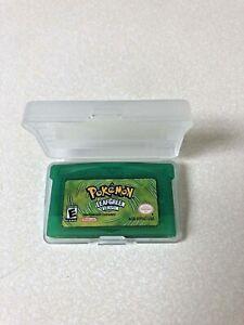 Pokemon-LEAF-GREEN-Version-GBA-Gameboy-ADVANCE-Nintendo-Ds-GAME-BOY