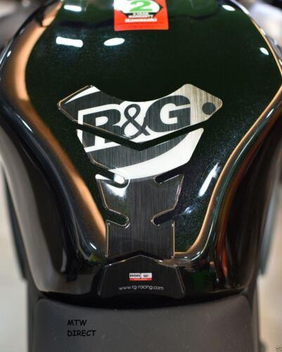 R/&G RACING TRANSPARENT BSB Series TANK PAD  Suzuki Bandit 650 2010