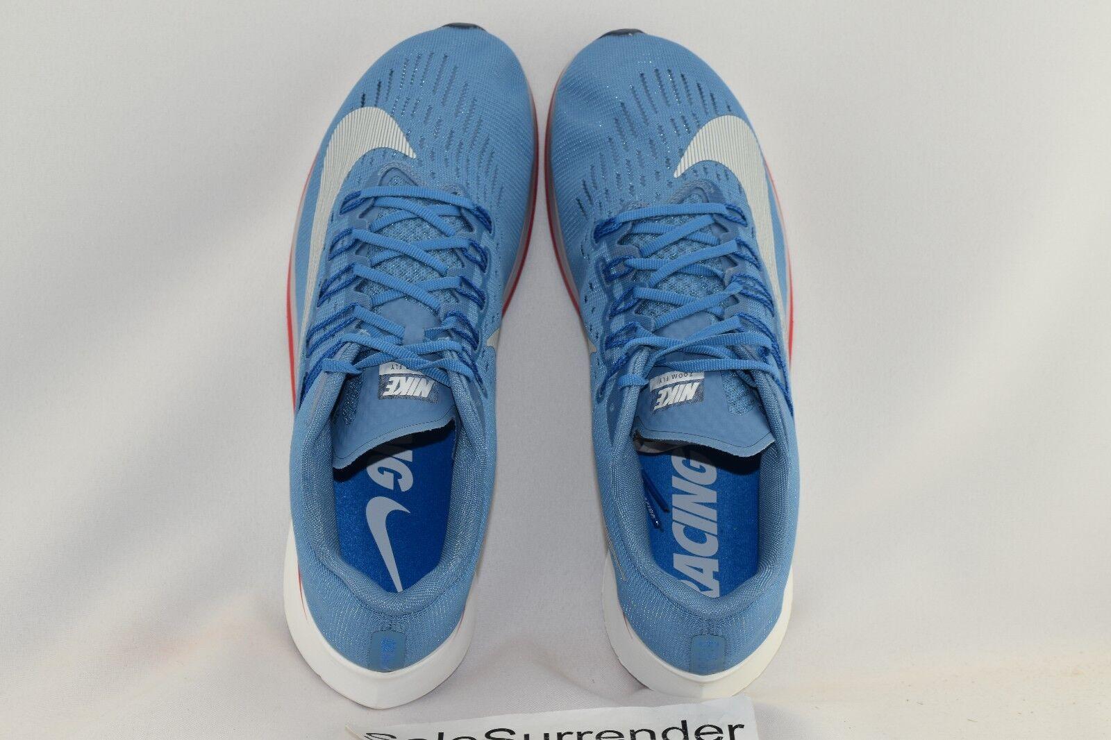 Nike zoom fly - 8 - nuovo - 880848-402 880848-402 880848-402 egeo tempesta bianco rosso blu street 40c33d