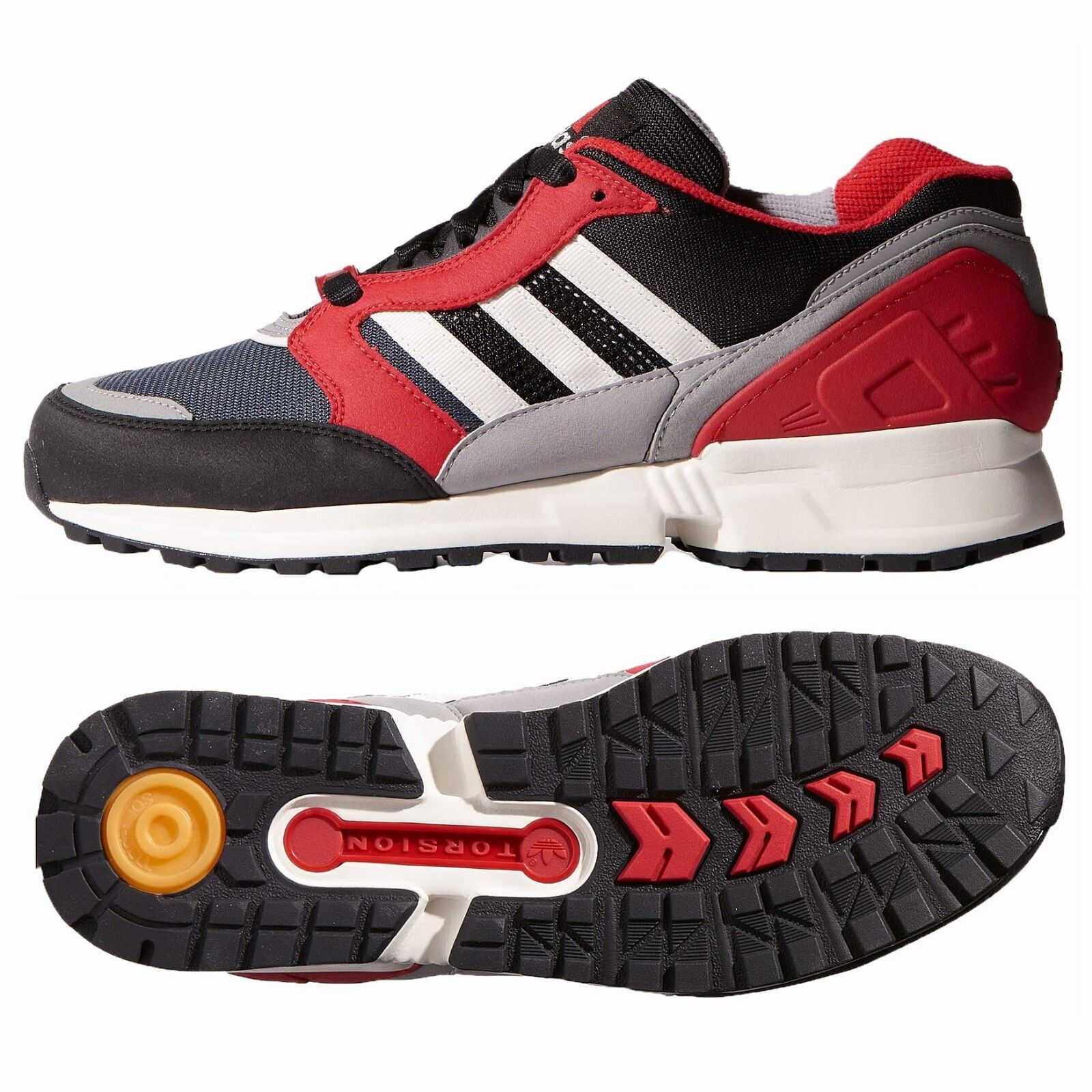 Adidas Originals EQT '91 Equipment Running Cushion M25763 Black/Red Men's Shoes