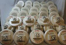 Lot 39 Siemens Commercial Fire Alarm Speakers And Strobe Speakers