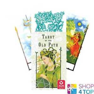 TAROT-OF-THE-OLD-PATH-KARTEN-DECK-SYLVIA-GAINSFORD-ESOTERIC-AGM-NEU