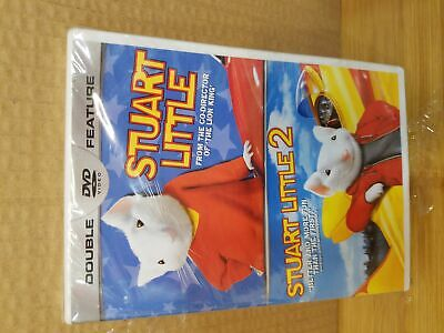 Stuart Little Stuart Little 2 Dvd 2014 Double Feature Animated 43396430099 Ebay