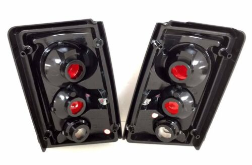 FOR FORD AEROSTAR 1985-1997 CHROME TAIL LIGHTS WITH RIGHT SIDE WATER TANK
