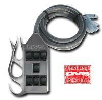 Avs Billet Flames 7-switch Box Series (rocker)
