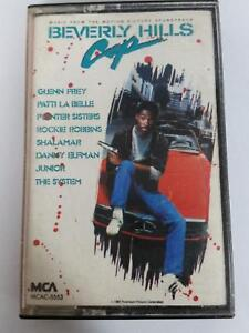Image Is Loading Beverly Hills Cop Soundtrack Mcac5553 Cette Tape
