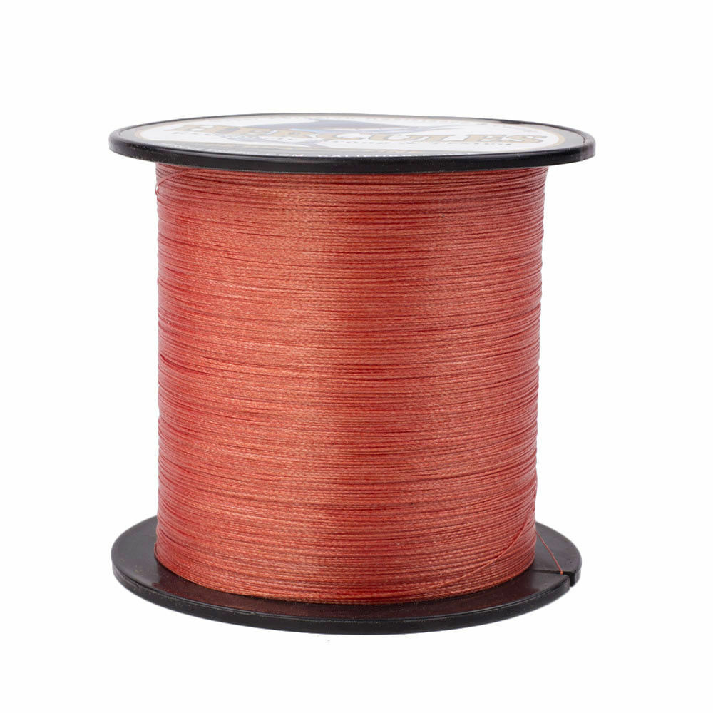 4S 8S 109 328 547 1094 yds Red Braided Strong Power Pro PE Super Fishing Line