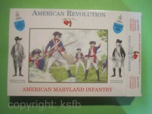 1-32-A-Call-to-Arms-10-US-Unabhaengigkeitskrieg-AWI-Maryland-Infanterie-Soldaten