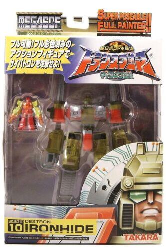Transformers Mega SCF #10 Armada Destron Ironhide Demoisher Action Figure Takara