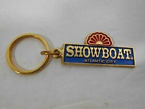 Brand New Vintage Silver City Casino Las Vegas Black Boot Keychain