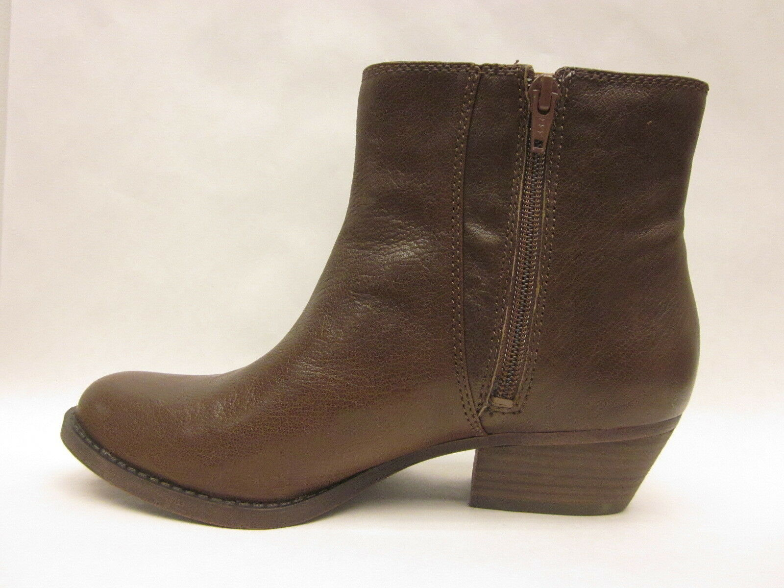 Nine West Sloane Brown Ankle Ankle Ankle Boots - size 6 ab9004