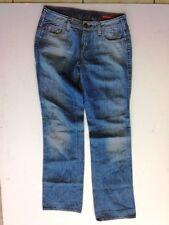 Miss Sixty Style Mary J Jeans Hose Dunkelblau Stonewashed W31 L29