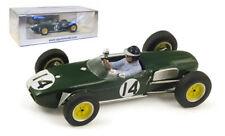 Spark S1840 Lotus 18 #14 3rd Portugal GP 1960 - Jim Clark 1/43 Scale