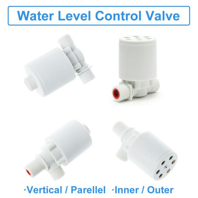 "Float Ball Valve Shutoff 1//2/"" 3//4/"" Automatic Fill Feed Water Tank  AU"