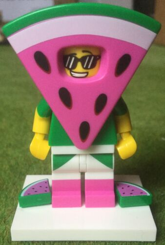 Lego Movie 2 Minifigure Series 71023 Exc Con Watermelon Dude