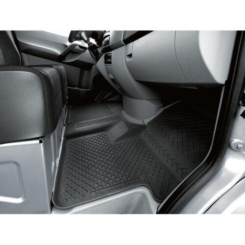 Mercedes Benz Original Jeu Caoutchouc Paillassons C 906 SPRINTER LHD Avec h00 NEUF neuf dans sa boîte