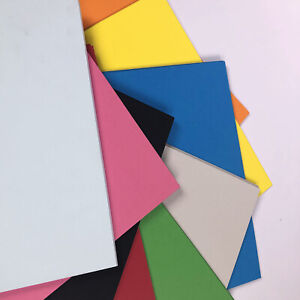 40 sheets 160gsm Fluorescent//Neon A4 Coloured Craft Card 5 Vivid Card Colours