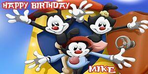 Birthday banner Personalized 4ft x 2 ft  Cars Disney Radiator Springs
