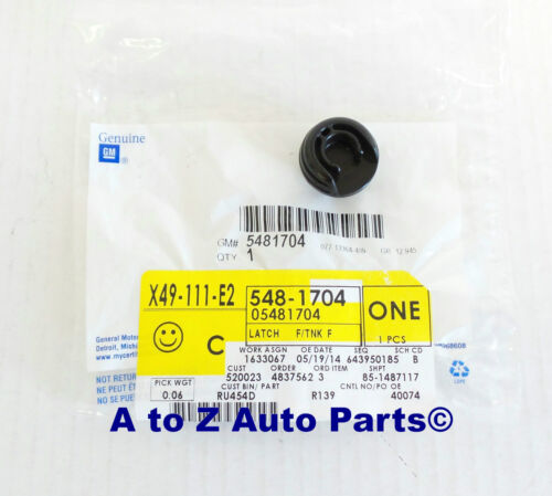 Pontiac Torrent Fuel Tank Filler Door LATCH NEW Chevrolet Equinox OEM GM