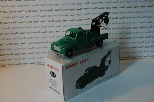 Camion réédition DINKY TOYS atlas N° 35A Camionnette Dépannage Citroën U23
