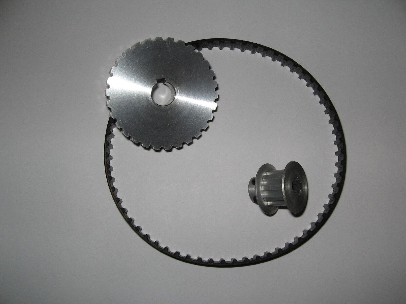 *New BELT*  Central Machinery 33684-9UKA 7x10 Mini Lathe Speedway Series