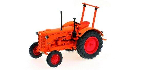 MINICHAMPS 109153072 HANOMAG r28 Farm tracteur 1953 Orange 1 18 NOUVEAU & NEUF dans sa boîte