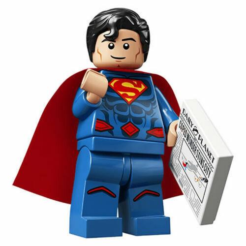 LEGO MINIFIGURES SERIE DC COMICS scegli il personaggio