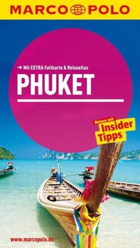 1 von 1 - !! Phuket Krabi Ko Lanta Ko Phi Ph UNGELESEN 2013 + Karte Reiseführer Marco Polo
