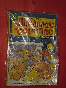 ALBO D'ORO- ALMANACCO DI TOPOLINO- n° 252 - DEL 1977- originale mondadori