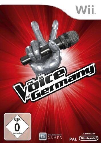 1 von 1 - The Voice Of Germany Wii Neu & OVP