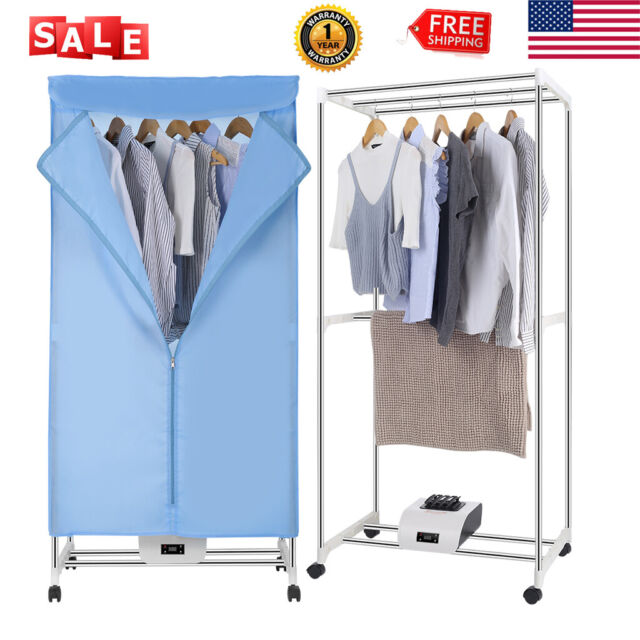 Finether Electric Clothes Portable Dryer Rack