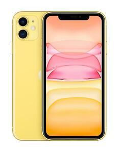 """Apple IPhone 11 128Gb 6.1"""" Giallo Mhdl3cn a"""