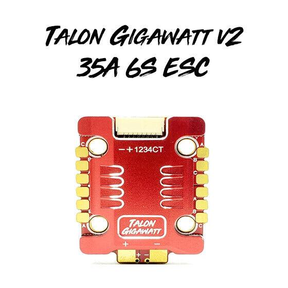 negozio online Talon Gigawatt Gigawatt Gigawatt V2 4in1 20x20 35A 6S ESC  negozio outlet