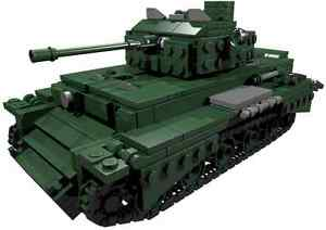 CUSTOM building INSTRUCTION British Cromwell tank to build out of LEGO parts - <span itemprop='availableAtOrFrom'>Exmouth, Devon, United Kingdom</span> - Returns accepted Most purchases from business sellers are protected by the Consumer Contract Regulations 2013 which give you the right to cancel the purchase within 14 days after t - Exmouth, Devon, United Kingdom