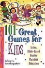 101 Great Games for Kids by Jolene Roeklkepartain (Paperback, 2000)