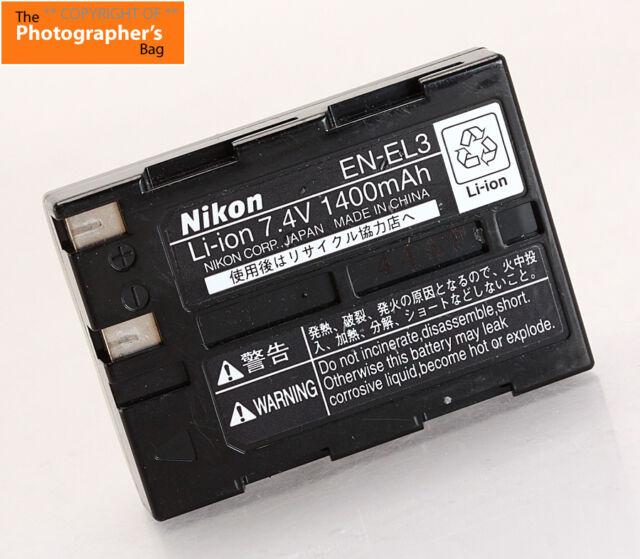 Nikon EN-EL3 for Nikon D50, D70, D70S, D100